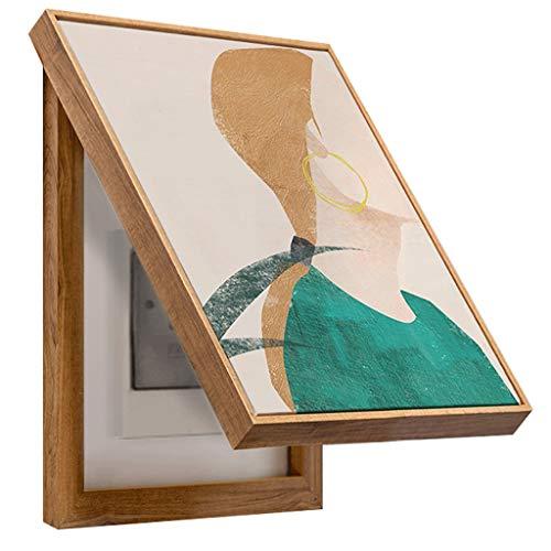 LITING Oclusión Caja de medidor Push-Pull Pintura Decorativa Caja de distribución de...