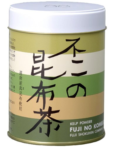 KELP POWDER ''FUJI NO KOMBUCHA'' 140g