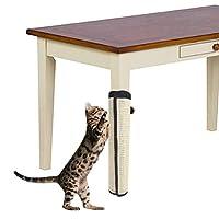 Mxssi Cat Scratch Protector Flexible Cat Scratching Guards, Furniture Defender Furniture Scratch Guards Prevent Cat Scratching Cat Sofa Anti-scratch