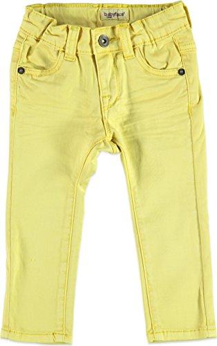 Babyface Baby Jungen Skinny Jeans, Gelb, Größe 80