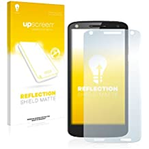 upscreen Reflection Shield Protector Pantalla Mate Motorola Moto X Force Película – Antireflejos, Anti-Huellas