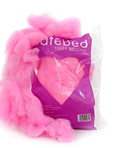 Petlife Safebed Fluff Small Animal Bedding Sachet for Small Pet (Colours Vary) from PEUAR