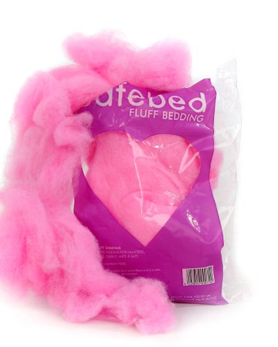 Petlife Safebed Fluff Small Animal Bedding Sachet for Small Pet (Colours Vary) 1
