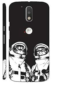 Aatank Premium Printed Mobile Case Back Cover for Motorola Moto G4 Plus