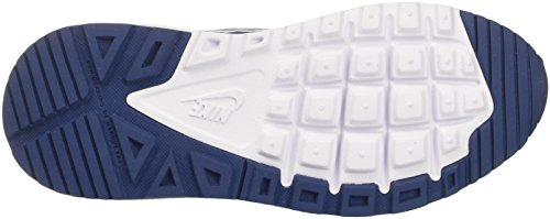 Nike 844346-041, Chaussures de Sport Garçon Gris (Wolf Grey/coastal Blue/white)