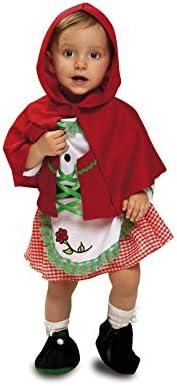 My Other Me - Disfraz de bebé caperucita, talla 7-12 meses (Viving Costumes MOM00692)