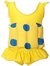 Gagacity Flotador Traje de Baño para Niños Niñas