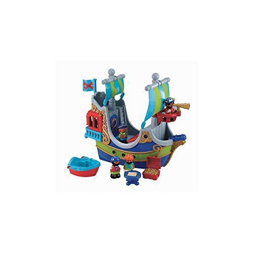 Image of Early Learning Centre Happyland Pirate Ship