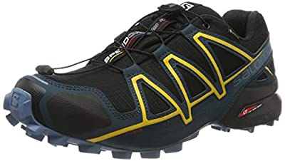 Salomon Men's Trail Running Shoes, Speedcross 4 GTX