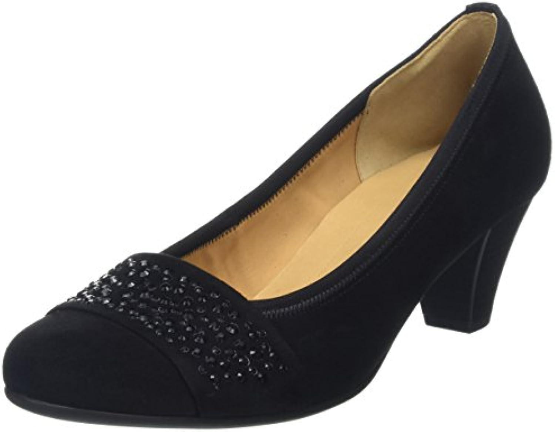 Mr.   Ms. Ms. Ms. Gabor Basic, Scarpe con Tacco Donna Moda moderna ed elegante Prima qualità Sito ufficiale   Di Qualità Fine  9ff391