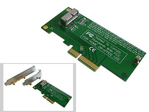KALEA INFORMATIQUE © - Carte contrôleur PCIE pour SSD d'occasion  Livré partout en Belgique
