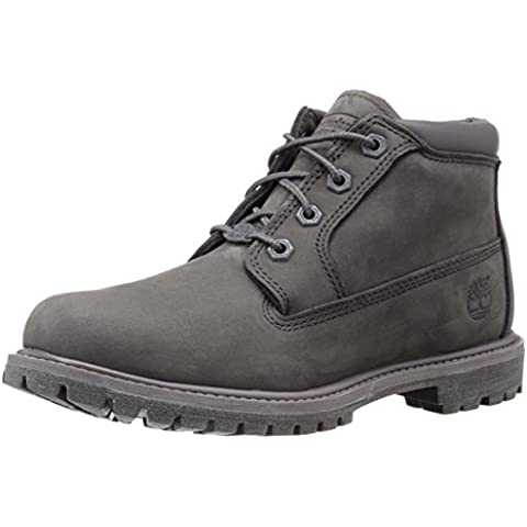 Timberland Womens Earthkeepers Nellie Chukka Nubuck Boots