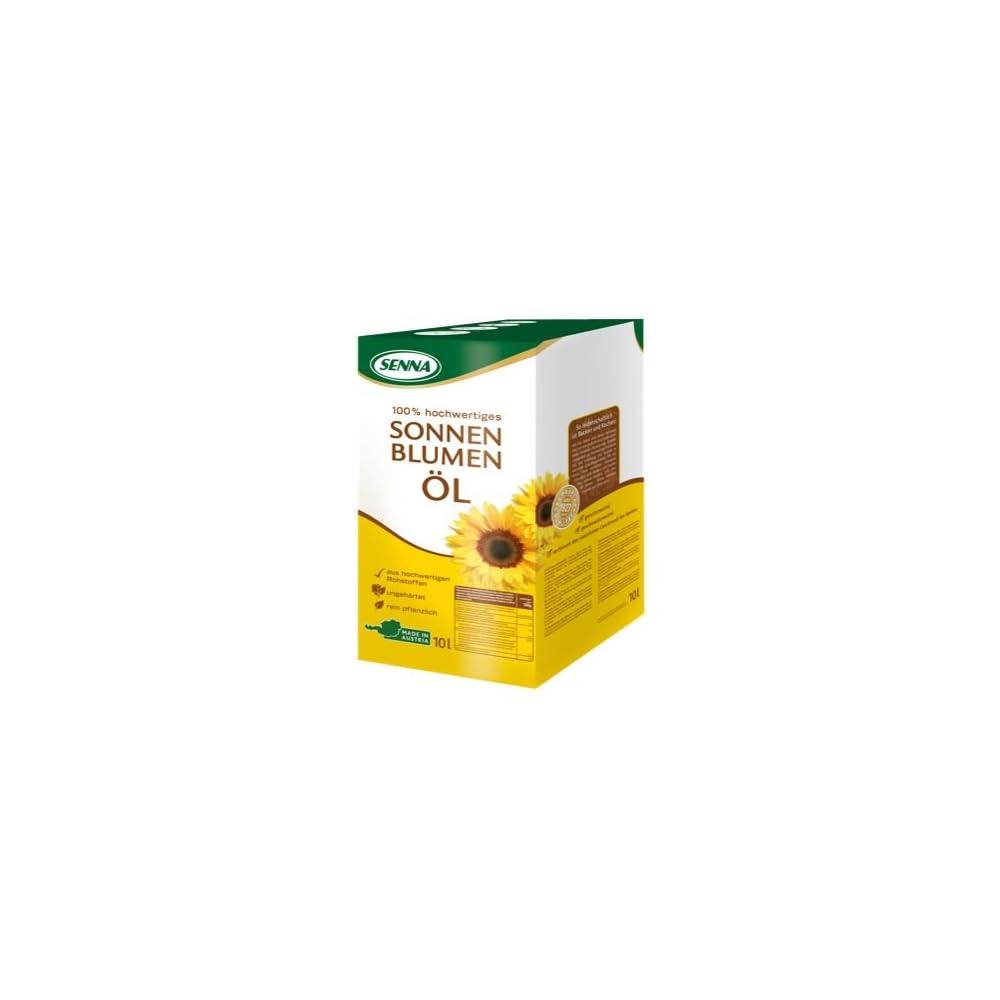 Senna Sonnenblumenl Bag In Box 10l