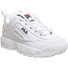 c1c33e5291983c Fila Donna Metallic Rose Oro Disruptor II Premium Sneaker