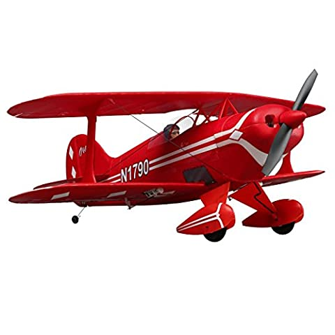 E-Flite UMX Pitts S-1S Airplane BNF Basic EFLU5250