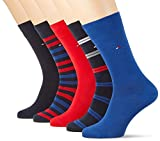 Photo de Tommy Hilfiger Chaussettes Homme (Lot de 5) par Tommy Hilfiger