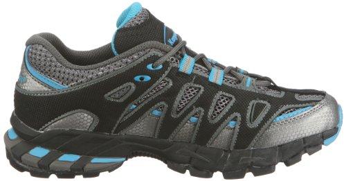 KangaROOS Equire 31561/572, Chaussures de randonnée mixte adulte Noir (Noir-TR-C3-181)