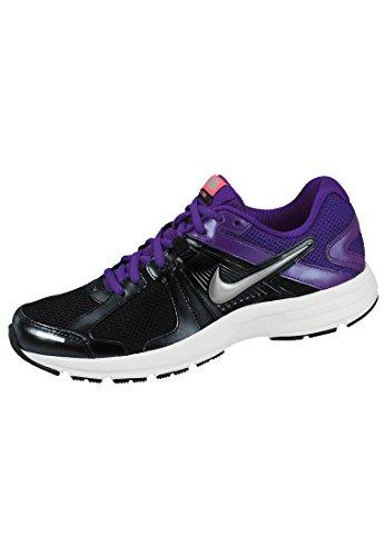 Nike 580431 028, Chaussures de Running Femme Violet - Morado (Elctr Prpl / Mtlc Cl Gry-Blk-Smm)