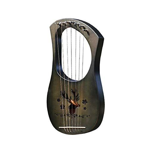 Smileyshy Lyra Harfe Siebensaitiges Klavier Piccola Arpa Lerqin Liqin Griechische Musikinstrumente