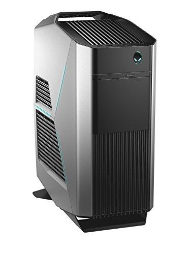 Alienware Aurora R7 3.2GHz i7-8700 Midi Torre 8ª generación de procesadores Intel® Core™ i7 Negro, Plata PC - Ordenador de sobremesa (3,2 GHz, 8ª generación de procesadores Intel® Core™ i7, 16 GB, 1000 GB, DVD Super Multi, Windows 10 Home)