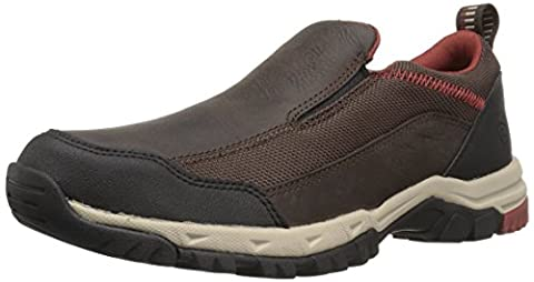 Ariat Men's Skyline Slip-on Hiking Shoe, Dark Chocolate, 9.5 2E US