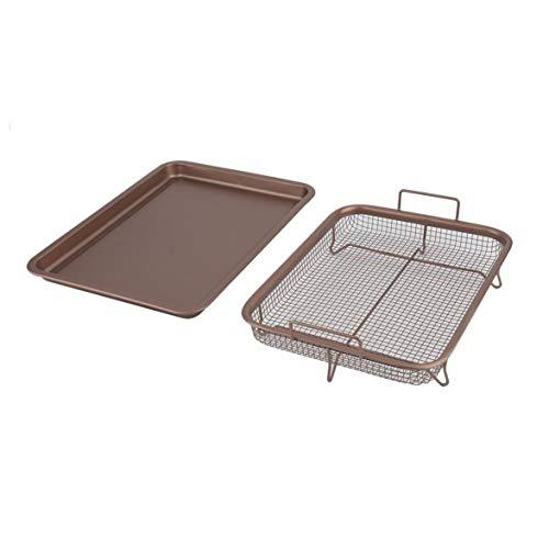 Kongqiabona 13 Zoll Lebensmittel Kupfer Überzogene Rec… | 00193360627892
