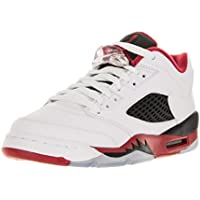 outlet store 73e9c 2fd87 Nike Air Jordan 5 Retro Low (GS), Scarpe da Basket Bambino