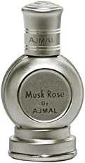 Ajmal MUSK ROSE - 12 ml Free from Alcohol