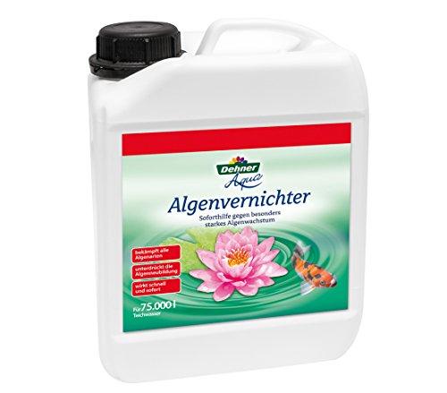 Gartenteichpflege ml ausreichend