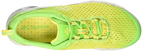 Columbia Drainmaker III, Chaussures Multisport Outdoor homme Multicolore (Green Mamba/White)