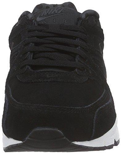 Nike Air Max Command Prm, Chaussures de Running Entrainement Homme, Noir, 43 EU Noir / blanc (noir / noir - anthracite - blanc)