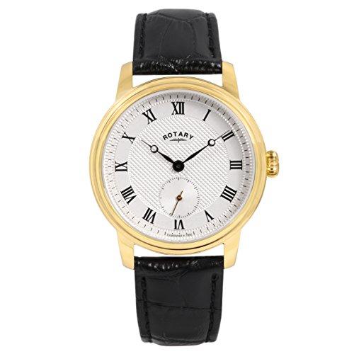 Rotary Herren - Armbanduhr Man Chronograph Quarz GS00335/06