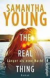 The Real Thing - Länger als eine Nacht: Roman (Hartwell-Love-Stories 1) (German Edition)