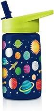 Crocodile Creek Tritan Bottle-Solar System (New)