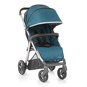 BabyStyle Oyster Zero Pushchair (Regatta)   2