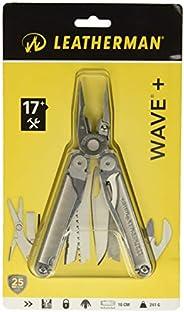 Leatherman Wave+ Multitool, Silver - 832525
