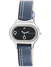 Fastrack Analog Blue Dial Women's Watch -NK2394SL02