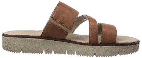 Remonte R2952, Chaussures de Claquettes femme Marron - Braun (muskat 24)