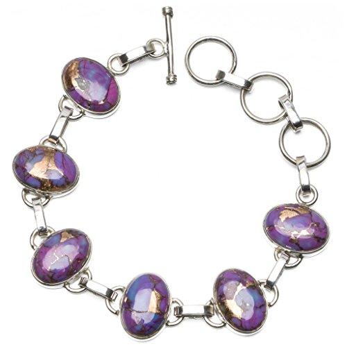 stargemstm-natural-copper-turquoise-925-sterling-silver-bracelet-6-1-2-7-3-4