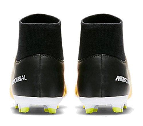 Scarpe da calcio NIKE JR MERCURIAL VICTORY VI DF FG Laser Arancione/Nero/Bianco Di V LASER ORANGE/BLACK-WHITE-VOLT