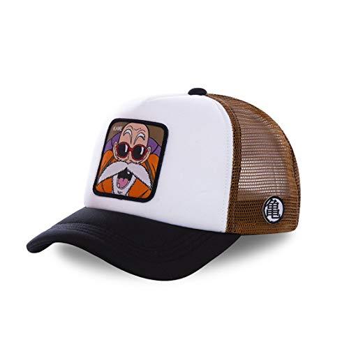 CAPSLAB Gorra de béisbol para Hombre Dragon Ball Z