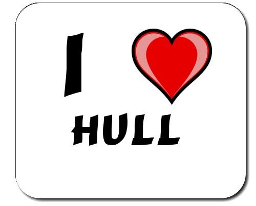 i-love-hull-decorated-mouse-pad