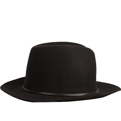 Femme automne/hiver chapeau Jazz/Chapeau petit rétro Angleterre A