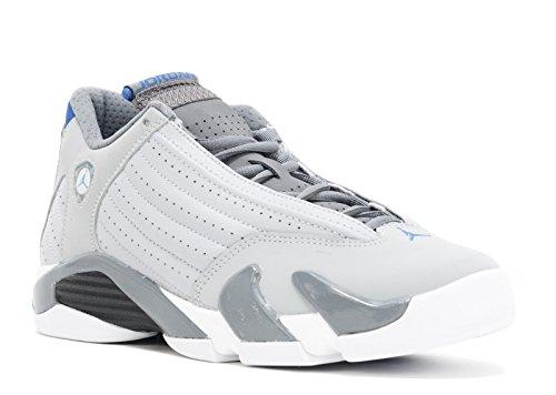 Nike Jungen Air Jordan 14 Retro BG Turnschuhe, 36 EU (Jordan 14 Retro)
