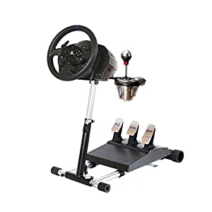 Support universel Wheel Stand Pro pour Thrustmaster T300RS / TX Racing Wheel - Deluxe V2