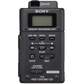 Sony HVR-MRC1K Schwarz Digitaler Videorekorder (DVR) - Digitale Videorekorder (DVR) (Schwarz, 128 x 64 Pixel, CF, LCD, Windows 2000 Professional SP4, XP Home Edition SP2, XP Professional SP2, Windows Vista, Mac OS X..., 2,2 W)