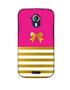 BYC Back Cover for Micromax A117 Canvas Magnus (MATTE)