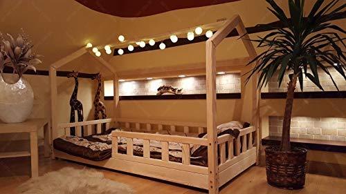 Zoom IMG-2 oliveo letto casetta per bambini