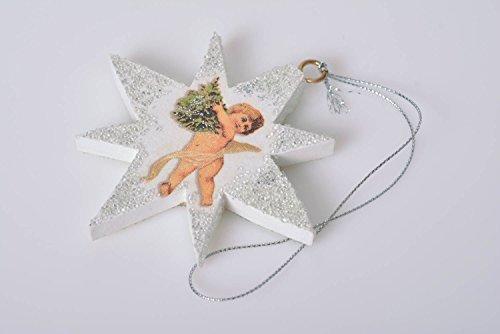 suspension-decorative-etoile-en-bois-avec-ange-faite-main-claire-serviettage