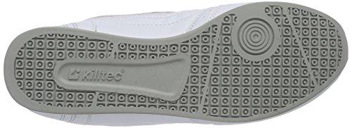 Killtec Kp 720 Velcro Scarpe Da Donna Argento (bianco / Grigio Argento / 00197)